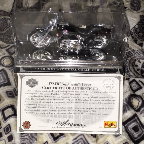 Harley Davidson Cast